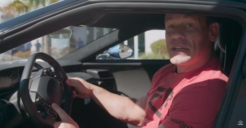 The Ford-Cena Lawsuit Heats up as Cena Claims There Were No Re-Sale Restrictions