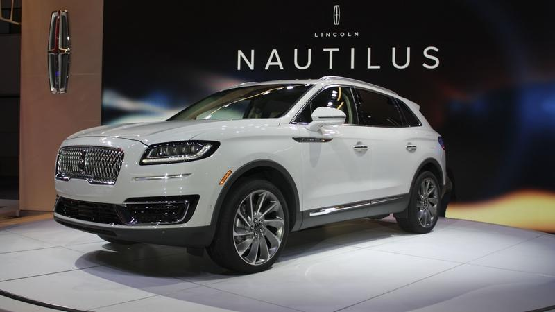 2019 Lincoln Nautilus Top Speed