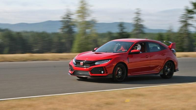 Managing The Bump: A Look at the Civic Type R's Suspension