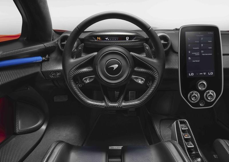 Meet the 2019 McLaren Senna – Track-Going Evil With a Hunger For the Road Interior - image 752209