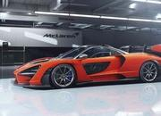A McLaren Senna Just Sold at Auction for $2.67-million - image 752218
