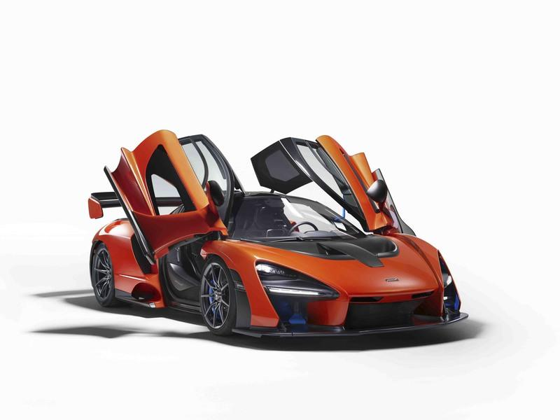 Meet the 2019 McLaren Senna – Track-Going Evil With a Hunger For the Road Exterior Wallpaper quality - image 752204