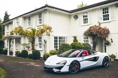 McLaren Special Operations Creates Special Paint with Family History - image 751897