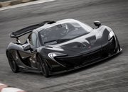 McLaren Testing Electric Supercar; Production Model Still a Few Years Away - image 754015