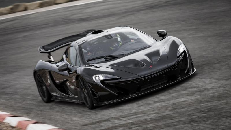 McLaren Testing Electric Supercar; Production Model Still a Few Years Away