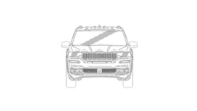 Meet the Jeep Grand Commander - A Jeep Built Just for China