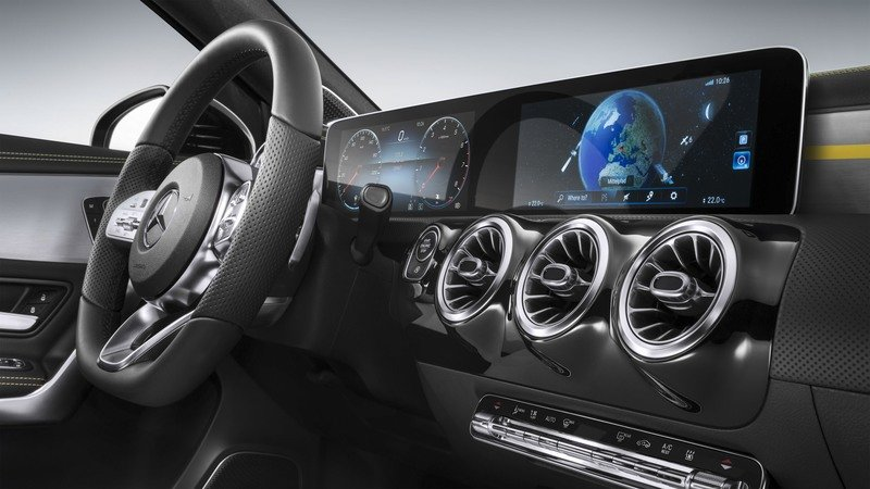 Mercedes Will Present Next-Gen Infotainment System at the 2018 CES