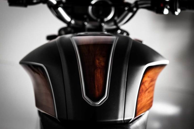 Moto Morini comes with its own Factory Customization Program