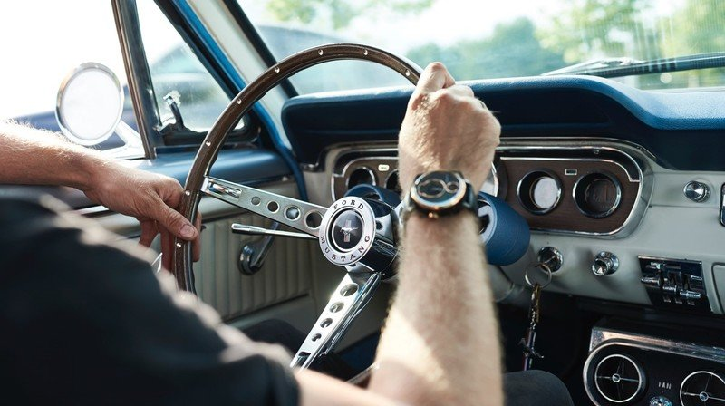 Mustangs Heading to Scrap Get New Life as Luxury Wrist Watches