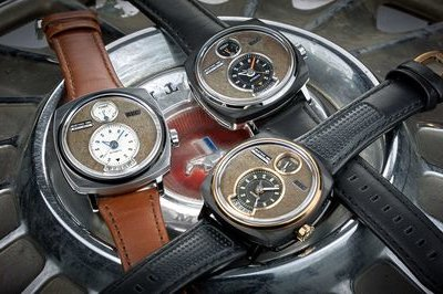 Mustangs Heading to Scrap Get New Life as Luxury Wrist Watches - image 751932