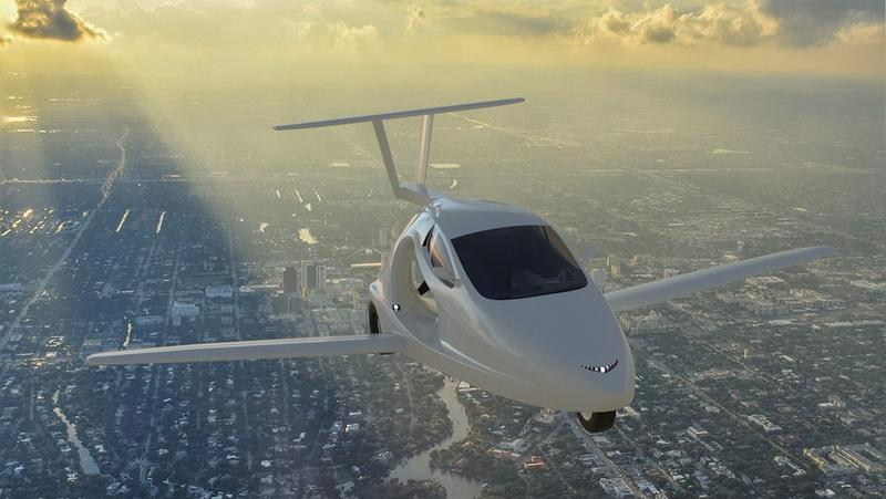 New Player In The Flying Car Race Promises To Have One In The Air Next Year