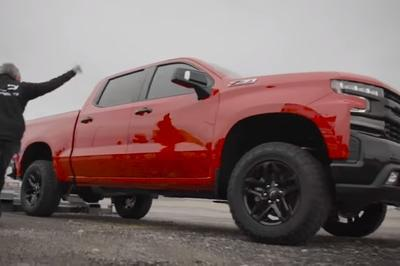 New vs. Old: Exterior Updates to the 2019 Chevrolet Silverado - image 753328