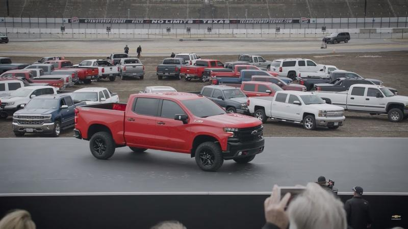 New vs. Old: Exterior Updates to the 2019 Chevrolet Silverado