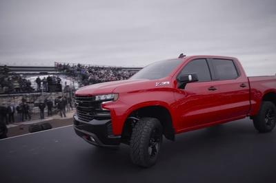 New vs. Old: Exterior Updates to the 2019 Chevrolet Silverado - image 753332