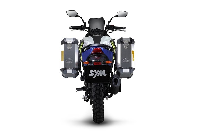 SYM enters the ADV world with the NH-Trazer 200