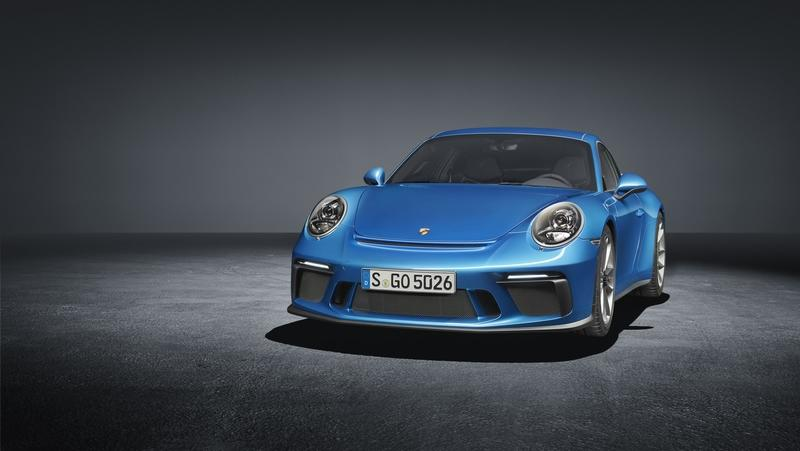 Porsche Introduced the 911 GT3 Touring Package In Response To 911 R Resale Prices
