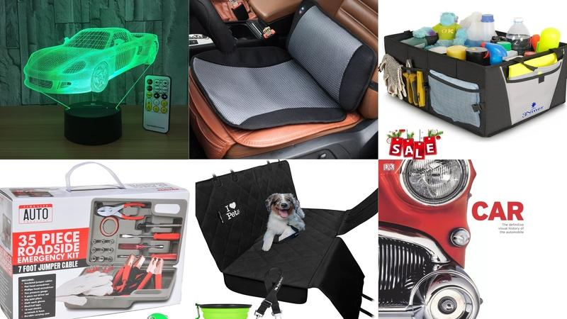 Quick Gift Ideas for your Car-Loving Family