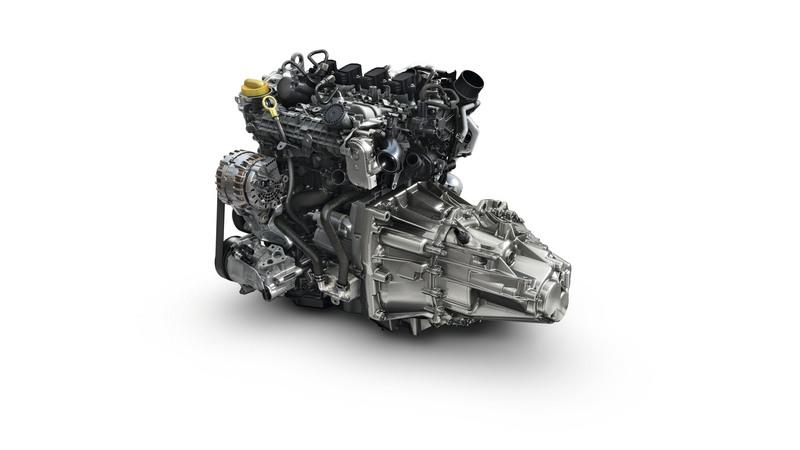 Renault and Mercedes Debut new 1.3-liter Engine!