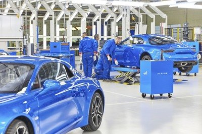 Renault Promises 6,000 Models Per Year from New Alpine Plant - image 753159