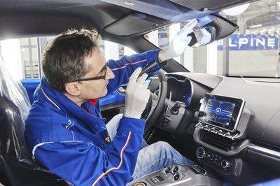 Renault Promises 6,000 Models Per Year from New Alpine Plant - image 753161