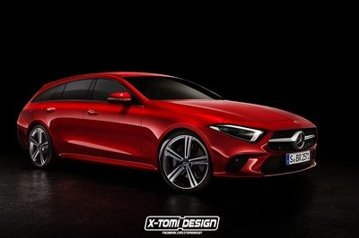 2020 Mercedes-Benz CLS Shooting Brake - image 752716