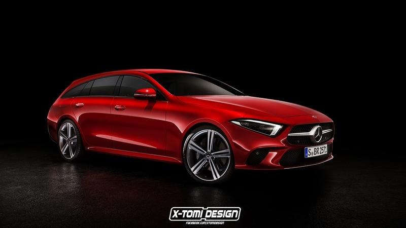 2020 Mercedes-Benz CLS Shooting Brake