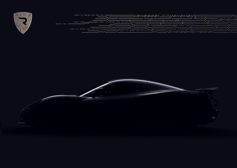 "Rimac Teases New Hypercar; Calls it a ""Game Changer"""