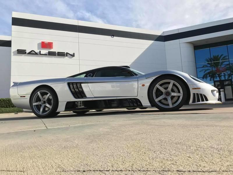 Saleen S7 Supercar Makes a Comeback with Le Mans Edition and 1,300 HP