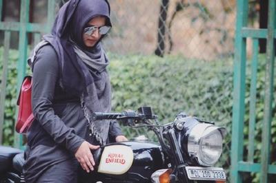 Saudi women can now ride a motorcycle, officially