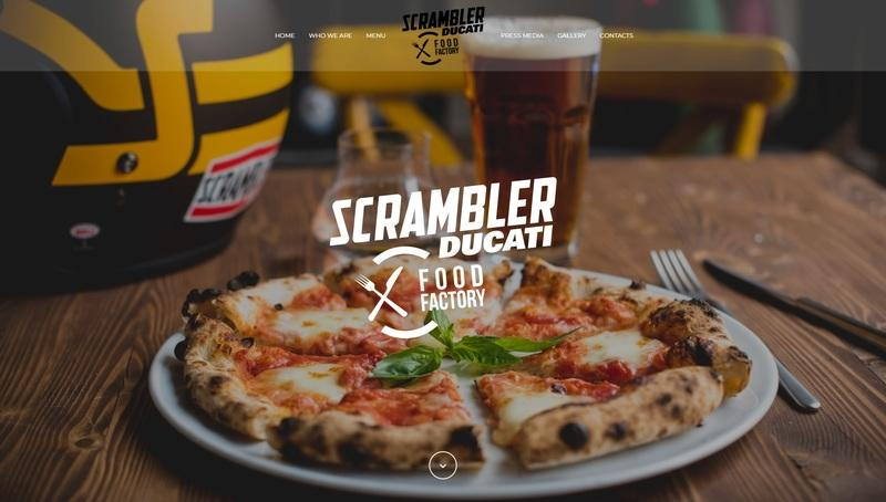 Scrambler Ducati Food Factory celebrates its first birthday