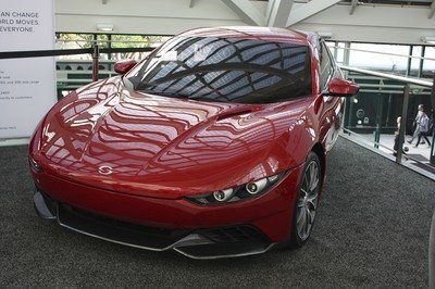 The Weird And Random Cars We Found At The 2017 LA Auto Show - image 750797