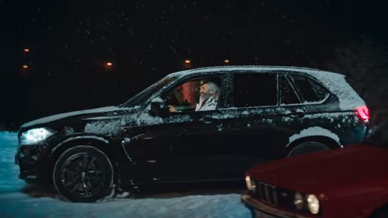 Nick Picks A BMW X5 M To Send Holiday Cheers to One and All