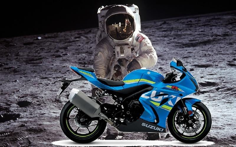 Suzuki might just be the first to put a motorcycle on the moon - image 753453