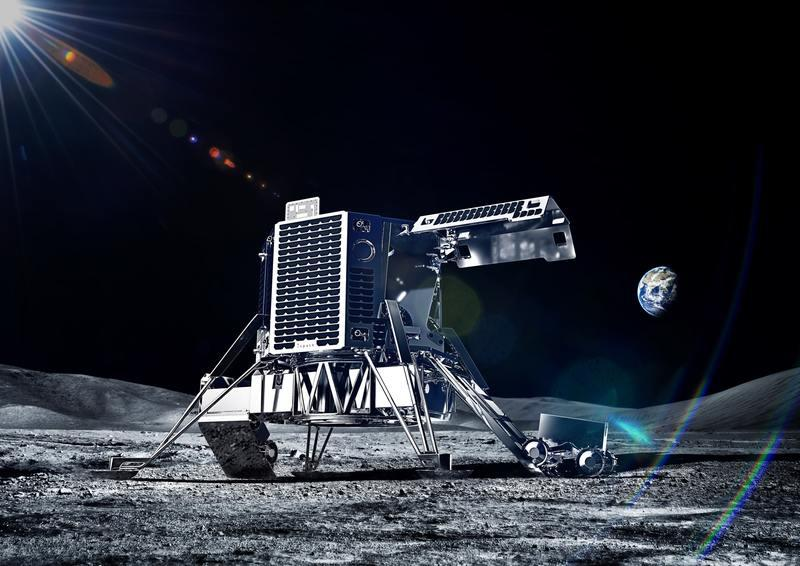 Suzuki might just be the first to put a motorcycle on the moon