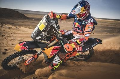The 2018 Dakar is just a month away