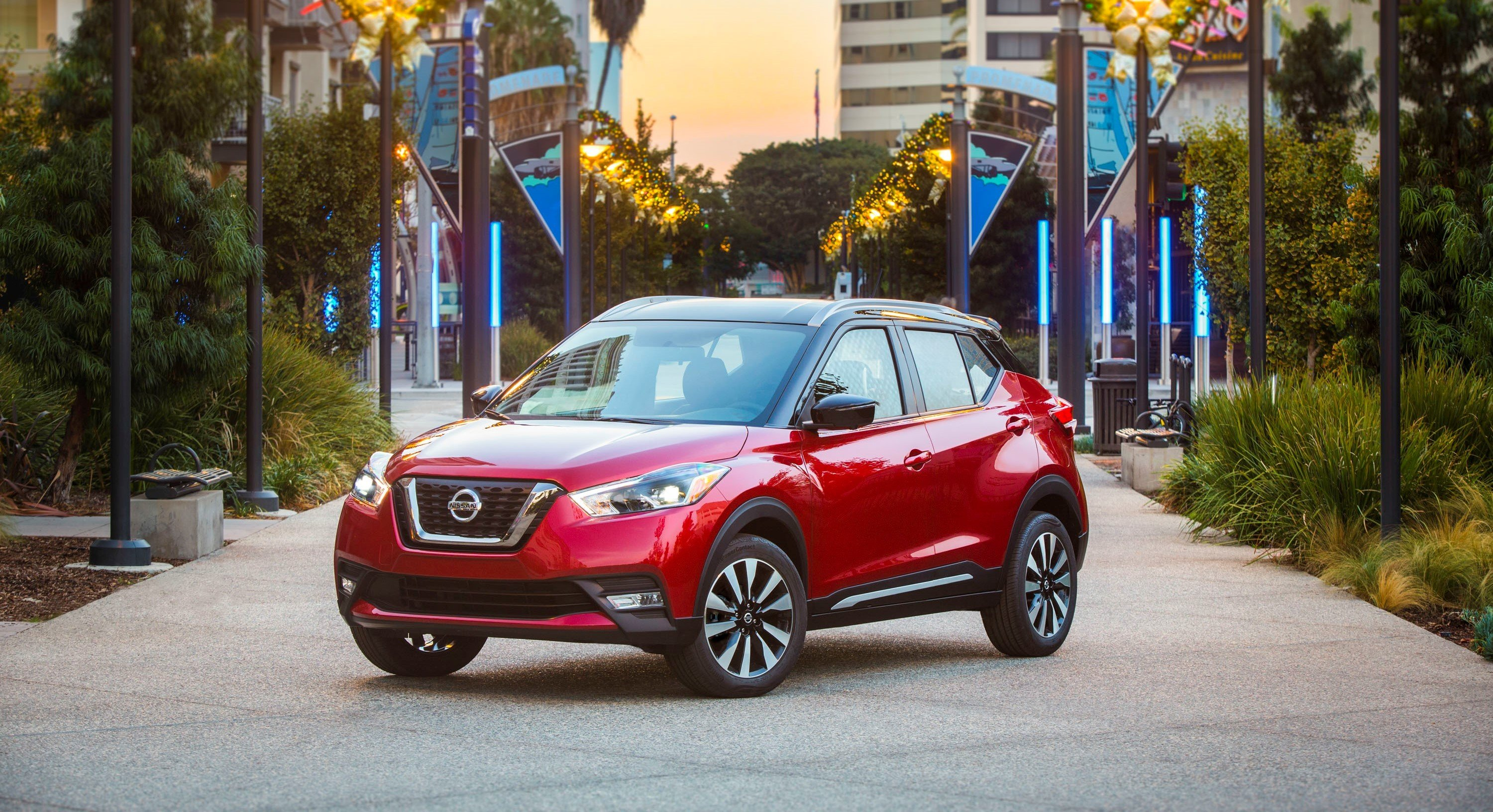 The 2018 Nissan Kicks Gives Americans A Taste Simplicity
