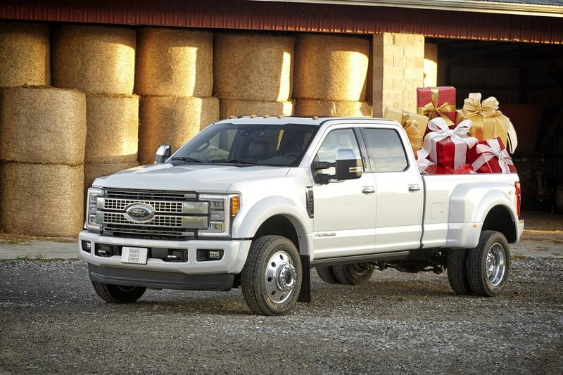 The Best Truck For Moving A Big Christmas Haul