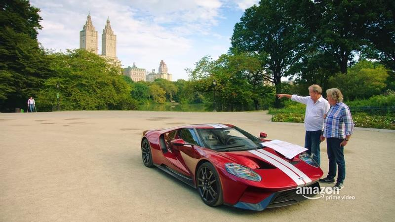 The Grand Tour Takes New York by Storm