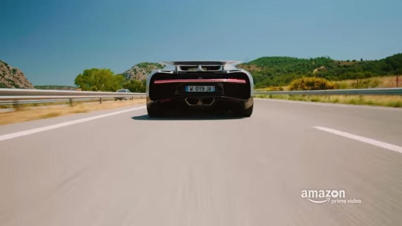 The Grand Tour Teases The