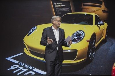 The Porsche 911 T Goes on a Diet, Proves Porsche can Reshuffle its Deck - image 749048