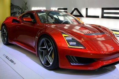 The Saleen S1 Can be Yours for $1,000 Deposit; $100,000 Total; Deliveries Start in Mid-2018 - image 749041