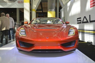 The Saleen S1 Can be Yours for $1,000 Deposit; $100,000 Total; Deliveries Start in Mid-2018 - image 749011