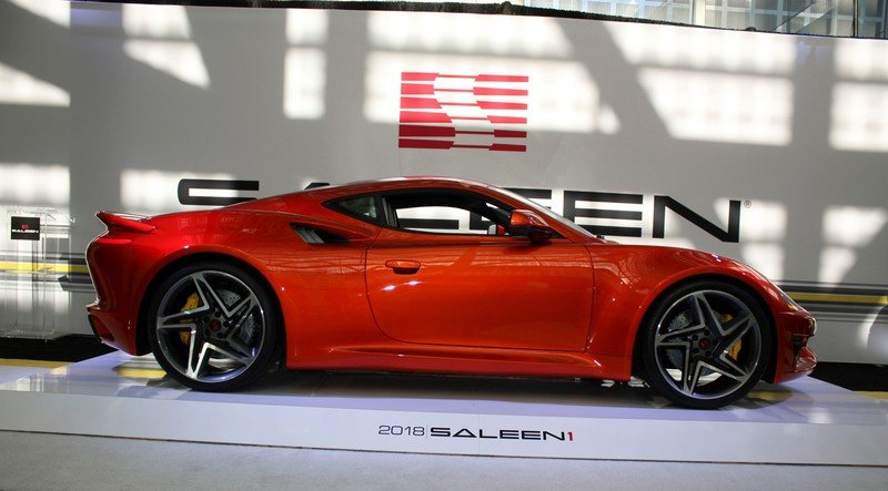 The Saleen S1 is a Big Beast in a Little Body