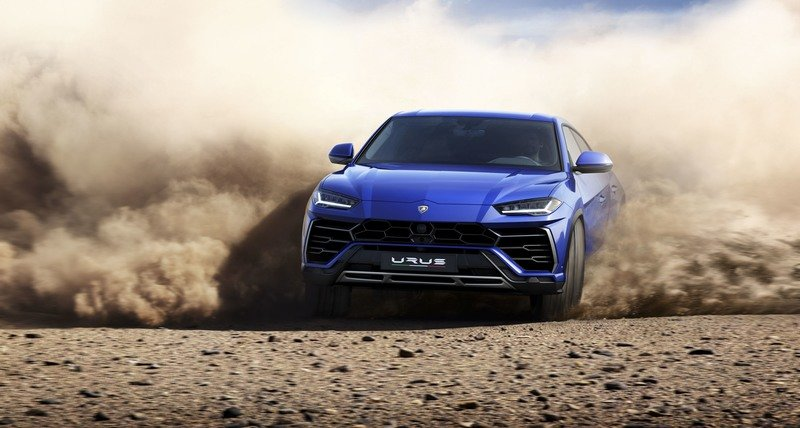 The Urus Is Cool and All, But It's Not a Lamborghini!