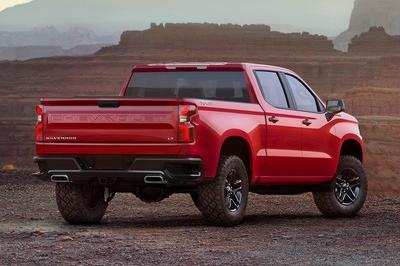 This Is It! Meet the 2019 Chevrolet Silverado 1500 - image 753283