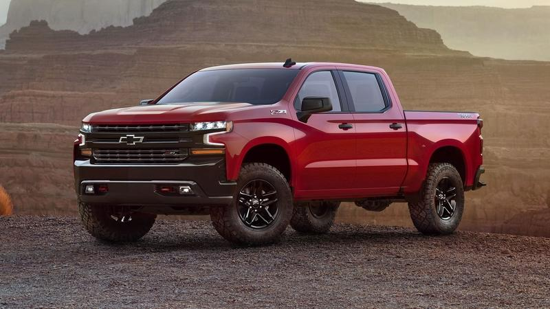 This Is It! Meet the 2019 Chevrolet Silverado 1500