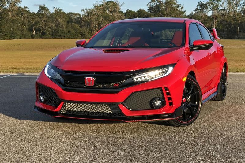 2017 Honda Civic Type R: Life Behind the Wheel Exterior - image 754481