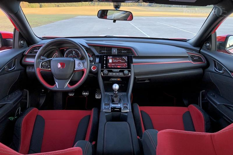 2017 Honda Civic Type R: Life Behind the Wheel