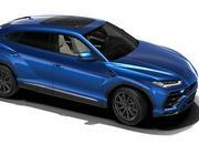 "Lamborghini Seeks to Enter the Urus in an ""All-Roads Competition"" to Demonstrate it's Capability - image 751856"