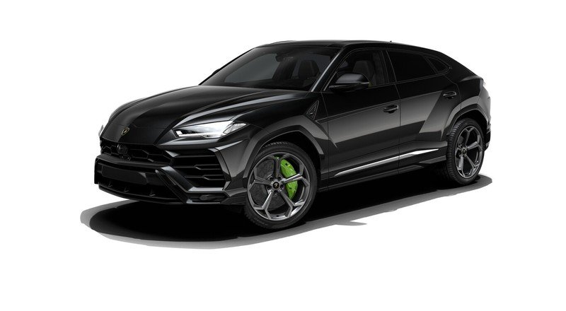 Lamborghini Fires Up Urus Configurator; Time to Have Some Fun!